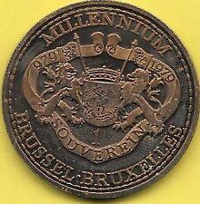 1 SOUVEREIN 1979 BRUSSEL-BRUXELLES MILLENNIUM 979-1979