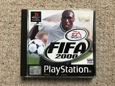 FIFA 2000 - Sony Playstation PS1 Complete UK PAL