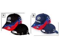 BMW 3D Brode Logo Casquette Chapeau Baseball Cap Homme Noir Auto Moto Accessoire