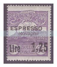 SAN MARINO 1926  ESPRESSO -   NUOVO  **