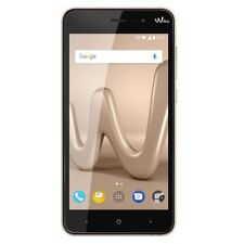 Wiko Lenny 4 16GB Dual-SIM Smartphone gold 5 Zoll Android