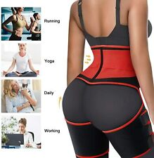 3 in 1 Weight Loss Waist Trainer with Phone Holder- Butt Lifter - Thigh Trimmer