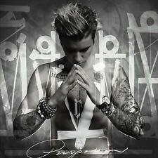 JUSTIN BIEBER - Purpose - (Special Deluxe Edition)     - 2xCD NEU