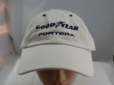 NEW GOODYEAR FORTERA SILENT ARMOR ADJUSTABLE  STRAP BASEBALL HAT CAP ST28