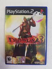 PS2 SONY PLAYSTATION 2 DEVIL MAY CRY 3 : DANTE'S AWAKENING - CAPCOM -