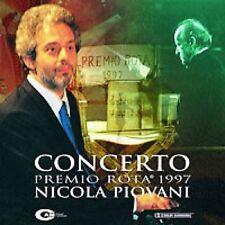 Nicola Piovani: Concerto Premio Rota 1997 (New/Sealed CD)