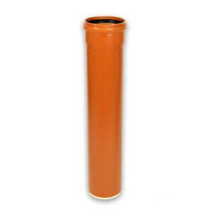 KGEM KG-Rohr mit Steckmuffe und Gummidichtring, verschiedene Varianten