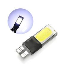10pcs T10 COB 6W W5W 194 168 LED Canbus Error Free Side Wedge Light Lamp Bulb N