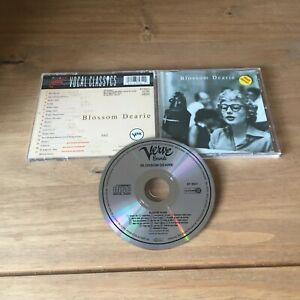 BLOSSOM DEARIE - SELF TITLED (1989 CD ALBUM) EXCELLENT CONDITION