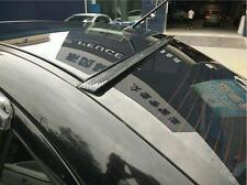 Carbon Fiber Rear Roof  Spoiler Lip Wing for Ford Focus Mondeo MK2 Mk3