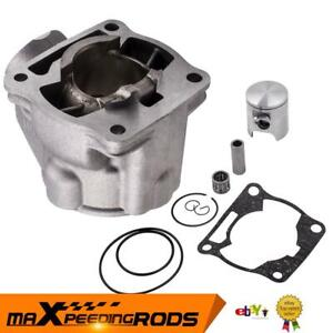 Cylinder Piston Gasket Top End Kit for Yamaha YZ85 02-2018 YZ80 1993 1994 - 2001