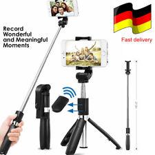 3 in 1 Bluetooth Selfie Stick Stange Ausziehbarer Stativstange Selfiestick DHL