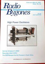 Radio Bygones Magazine Issue 93 Feb/Mar 2005 - SSB Manpack - Bush VHF61