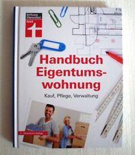 Buch - Handbuch Eigentumswohnung : Kauf, Pflege, Verwaltung, Zustand : wie neu