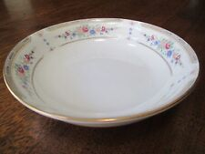 "APROPOS BRIDGEHAMPTON (DISCONTINUED) FINE CHINA  5 1/2"" DIAMETER BERRY BOWL"
