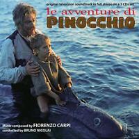 Le Avventure Di Pinocchio (Carpi Fiorenzo) - CD - Digitmovies - Nuovo