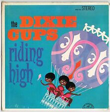 "DIXIE CUPS riding high  STILL SEALED jukebox 7"" E.P._1965 super rare & perfect"
