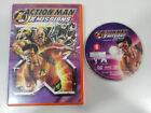 ACTION MAN AM X MISSIONS LA PELICULA DVD ESPAÑOL ENGLISH ANIMACION