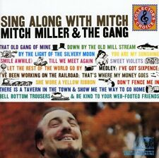 Mitch Miller - Sing Along with Mitch [New CD]