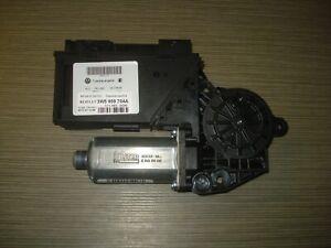 Bentley Continental Window Regulator Motor Right Rear 3W5959704