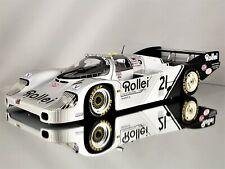 Minichamps Porsche 956L #21 Rollei 24H Le Mans 1984 Cadenet / Grice / Craft 1:18