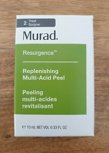 Murad Resurgence Replenishing Multi-Acid Peel, 10ml, New & Boxed