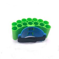 Green 14-Darts Holder Wrist Strap Dart Storage For Nerf Outdoor Games Toy