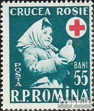 Romania 1665 unmounted mint / never hinged 1957 Red Cross