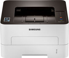 Samsung - M2835DW Xpress Network-Ready Wireless Black-and-White Laser Printer...