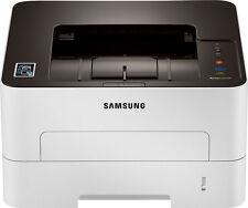 Samsung - M2835DW Xpress Network-Ready Wireless Black-and-White Laser Printer...