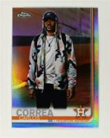 2019 Topps Chrome Base Image Variations #64 Carlos Correa