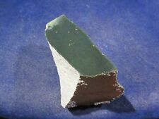 FINE WYOMING NEPHRITE / JADE 1.7 LBS ROUGH / OLD COLLECTION / RARE SPECIMENS!