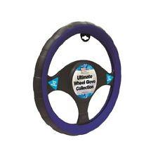 AIXAM GTO nero/blu Sport Grip 37-39cm coperchio dello sterzo