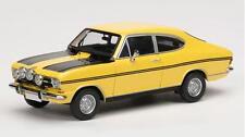 """Opel Kadett B Coupé """"Yellow/Black"""" (Schuco 1:43 / 3511)"""