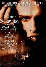 NEW DVD // Interview with the Vampire - Tom Cruise, Brad Pitt, Antonio Banderas