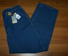 Size 42x36 Mens FR Flame Resistant Original Fit Carhartt Jeans Denim Dungaree
