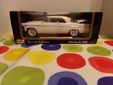 MAISTO~1956 CHRYSLER 300B~DIE CAST~SPECIAL EDITION~ ~1:18 SCALE