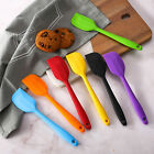 UK Silicone Spatula Cooking Baking Scraper Cake Cream Butter Mixing Batter Tools