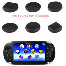 6pcs/Set Silicone Analog Thumb Stick Grips Cap Cover for PSV 1000 2000 PS Vita