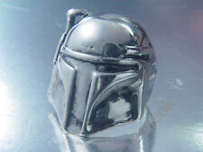 Star Wars Boba Jango Fett Helmet Bounty Hunter Ring