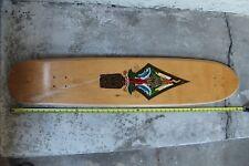 POWELL 1990's Rare Hawaii Aloha Tiki Hula Girl Peralta Longboard SKATEBOARD deck