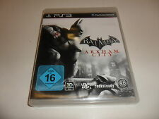 PlayStation 3 PS 3  Batman: Arkham City