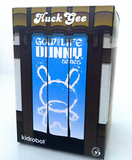 """DUNNY 3"""" GOLD LIFE SERIES HUCK GEE SEALED BLIND BOX MISB CHASE?? 2011 KIDROBOT"""