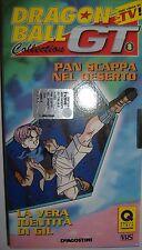 VHS - DE AGOSTINI/ DRAGON BALL GT - VOLUME 8 - EPISODI 2