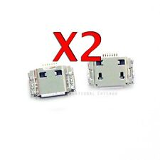 2X Samsung SGH-i917 SGH-T989 i927 Micro Charging Port USB Charger Dock Connector