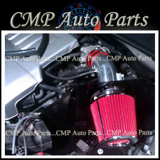 2007-2011 TOYOTA CAMRY LE/SE/XLE 3.5 3.5L AIR INTAKE KIT SYSTEMS HEATSHIELD RED