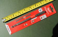 """Genuine Milwaukee 6""""Impact Duty Hex Screwdriver Drill Strong Magnetic Bit Holder"""