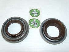 LAND ROVER FREELANDER 1 REAR DIFFERENTIAL OIL SEALS - PAIR OF SEALS - TOC100000