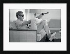 Steve McQueen Framed Photograph Print Range