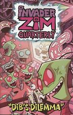 INVADER ZIM QUARTERLY #2 COVER C WILLIAMS VF/NM ONI PRESS 2020 HOHC